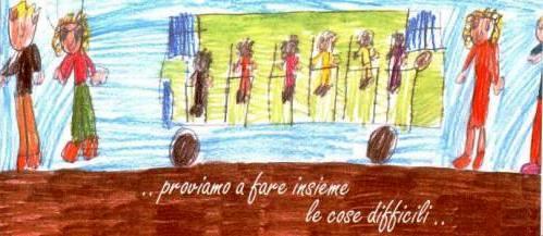 disegno bambini in viaggio