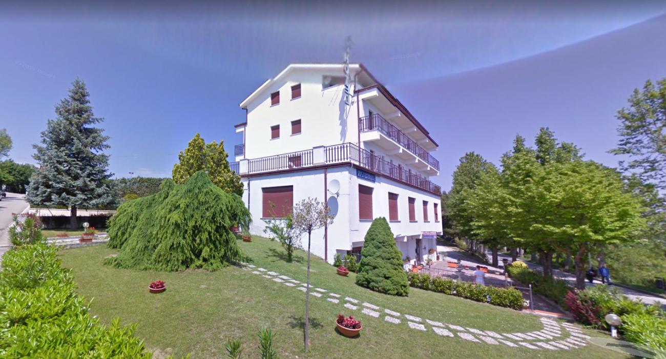 hotel del duca - vista esterna