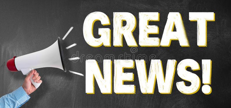 hand-businessman-holding-megaphone-bullhorn-against-chalkboard-text-great-news-blackboard-149882738
